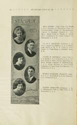 1923 Havre High School Yearbook Page 12 & 13