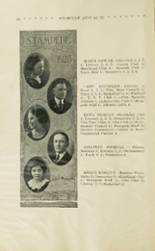 1923 Havre High School Yearbook Page 16 & 17