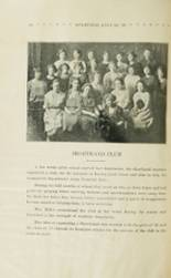 1923 Havre High School Yearbook Page 50 & 51