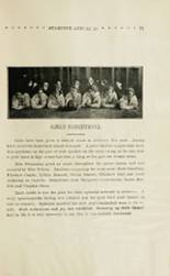 1923 Havre High School Yearbook Page 76 & 77