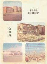 1974 Yearbook Quanah High School