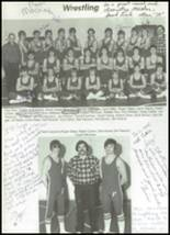 1979 Filer High School Yearbook Page 110 & 111