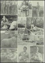 1960 Perrydale School Yearbook Page 22 & 23