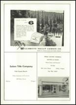 1960 Perrydale School Yearbook Page 58 & 59