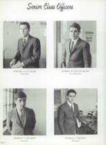 1966 Somerville Trade High School Yearbook Page 20 & 21