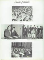 1966 Somerville Trade High School Yearbook Page 34 & 35