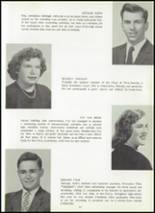 1959 Vanhornesville Central S High School Yearbook Page 14 & 15