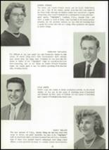 1959 Vanhornesville Central S High School Yearbook Page 16 & 17