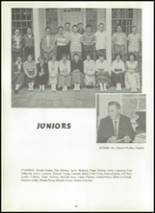1959 Vanhornesville Central S High School Yearbook Page 20 & 21