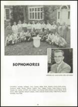 1959 Vanhornesville Central S High School Yearbook Page 22 & 23