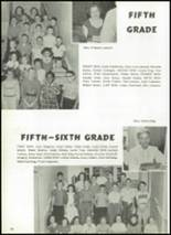 1959 Vanhornesville Central S High School Yearbook Page 28 & 29
