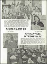 1959 Vanhornesville Central S High School Yearbook Page 30 & 31