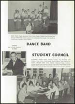 1959 Vanhornesville Central S High School Yearbook Page 36 & 37