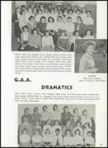 1959 Vanhornesville Central S High School Yearbook Page 38 & 39