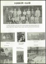 1959 Vanhornesville Central S High School Yearbook Page 40 & 41
