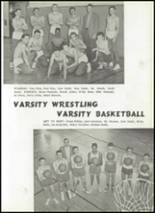 1959 Vanhornesville Central S High School Yearbook Page 42 & 43