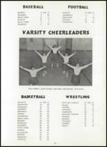 1959 Vanhornesville Central S High School Yearbook Page 44 & 45