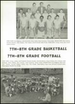1959 Vanhornesville Central S High School Yearbook Page 48 & 49