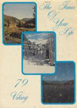1979 Yearbook Coeur d' Alene High School