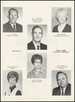 1971 Red Oak High School Yearbook Page 14 & 15