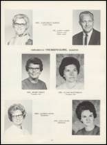 1971 Red Oak High School Yearbook Page 16 & 17