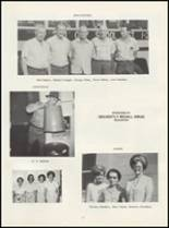 1971 Red Oak High School Yearbook Page 20 & 21