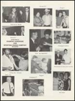 1971 Red Oak High School Yearbook Page 24 & 25