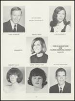 1971 Red Oak High School Yearbook Page 34 & 35