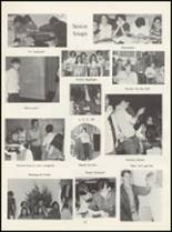 1971 Red Oak High School Yearbook Page 36 & 37