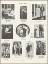 1971 Red Oak High School Yearbook Page 40 & 41