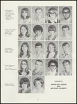 1971 Red Oak High School Yearbook Page 50 & 51