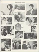 1971 Red Oak High School Yearbook Page 58 & 59