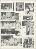 1971 Red Oak High School Yearbook Page 90 & 91