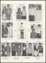 1971 Red Oak High School Yearbook Page 106 & 107