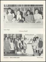 1971 Red Oak High School Yearbook Page 110 & 111