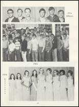 1971 Red Oak High School Yearbook Page 112 & 113