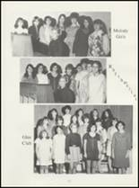 1971 Red Oak High School Yearbook Page 114 & 115
