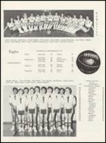 1971 Red Oak High School Yearbook Page 124 & 125