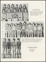 1971 Red Oak High School Yearbook Page 134 & 135