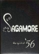1956 Yearbook Roosevelt High School
