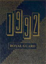 1992 Yearbook Kings Mills High School