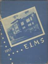 1953 Yearbook Chanute High School
