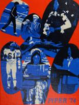 1974 Yearbook Thornridge High School
