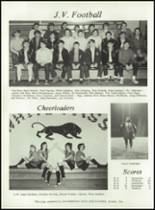 1971 White Pass High School Yearbook Page 16 & 17