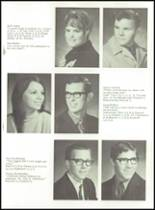 1971 White Pass High School Yearbook Page 20 & 21