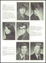 1971 White Pass High School Yearbook Page 22 & 23