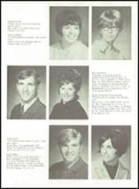 1971 White Pass High School Yearbook Page 24 & 25