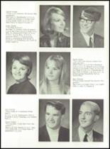 1971 White Pass High School Yearbook Page 26 & 27