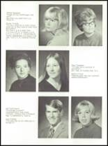 1971 White Pass High School Yearbook Page 28 & 29