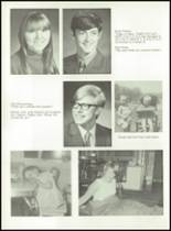 1971 White Pass High School Yearbook Page 30 & 31